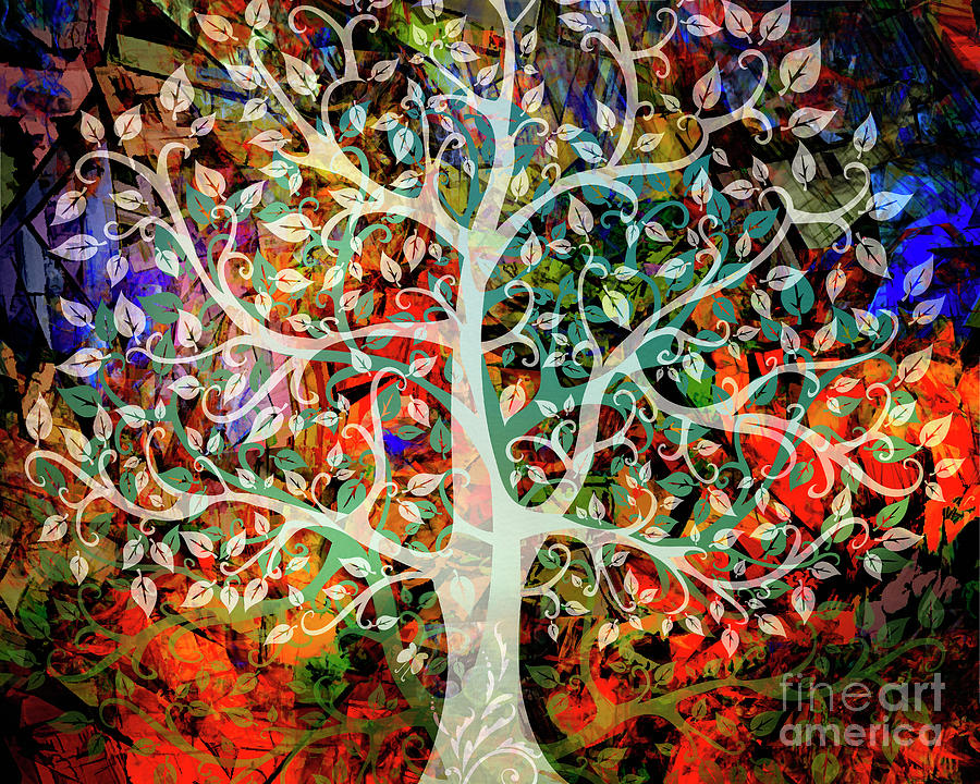 Tree of Knowledge by Edmund Nagele