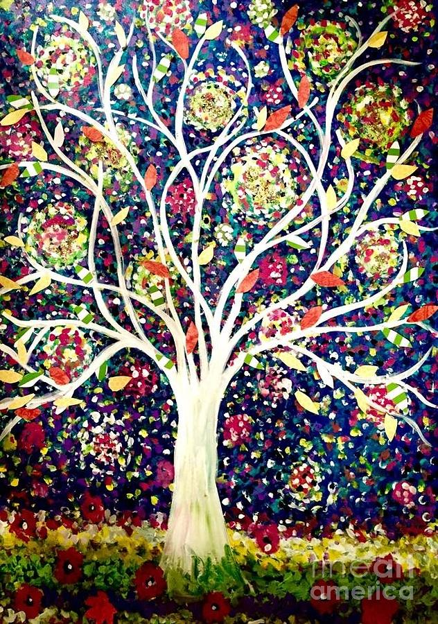Tree of Life by Jacqui Hawk