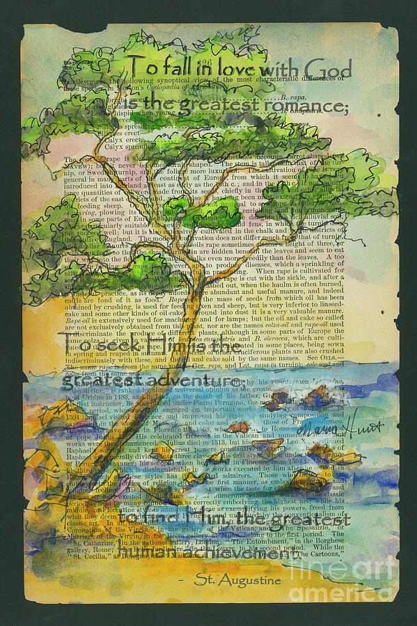 Tree of Wisdom by Maria Hunt