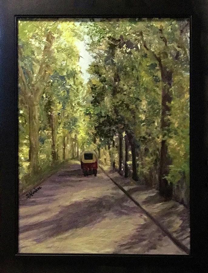 Trees of Chinnon by Sandra Nardone