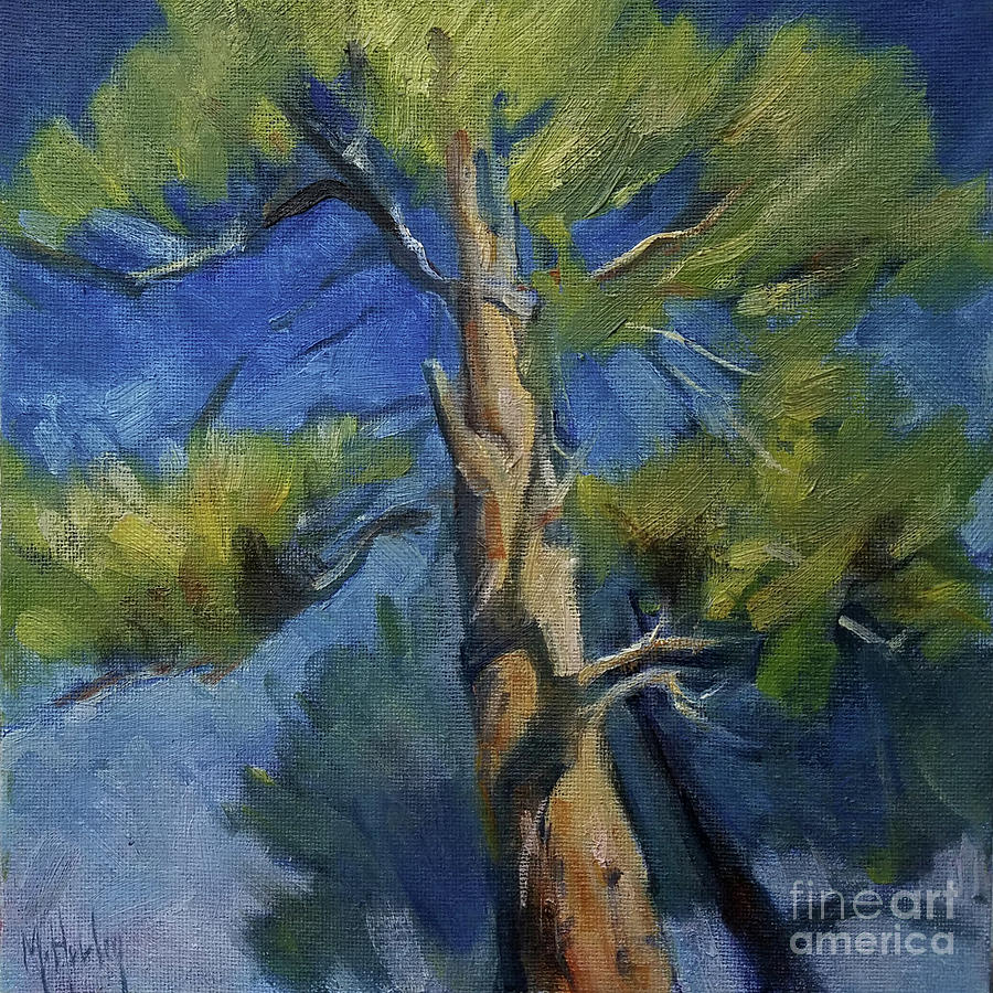 Treetop by Mary Hubley