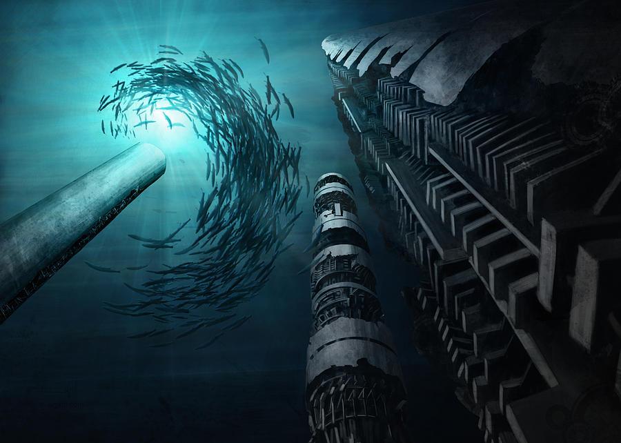 Triade 2006 Digital Art