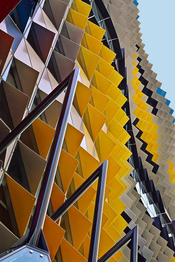 Triangles - Royal Melbourne Institute of Technology by KJ Swan