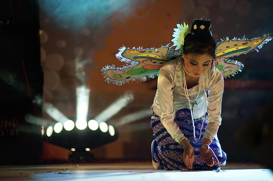 Tribal Dance Photograph by Tareq Saifur Rahman