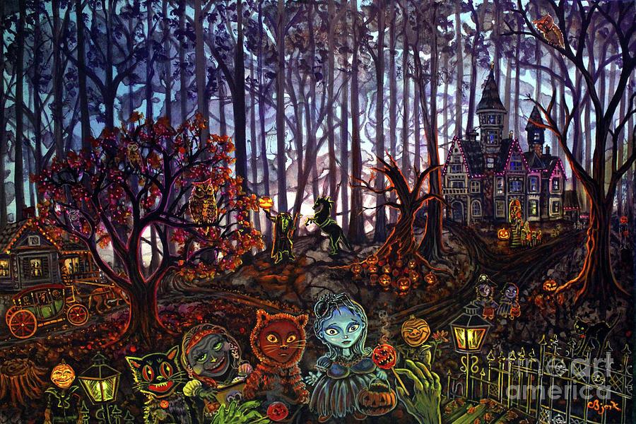 Trick Or Treat Sleepy Hollow by CBjork