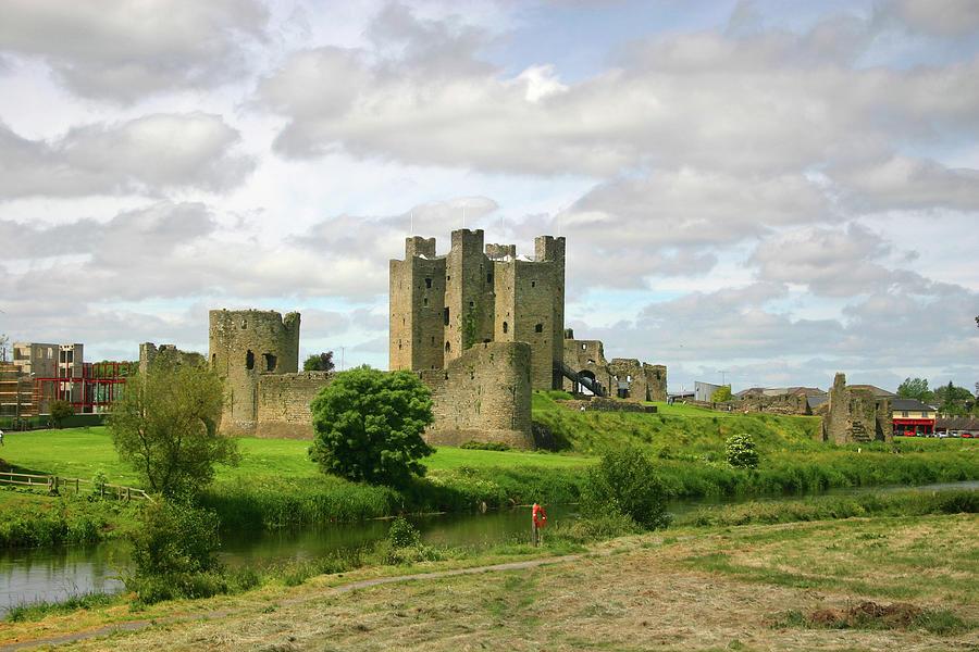 Trim Castle Photograph by Revolution-gd