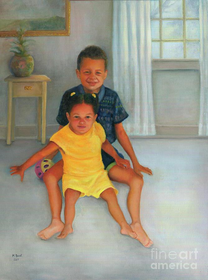 Trinity and Noah by Marlene Book