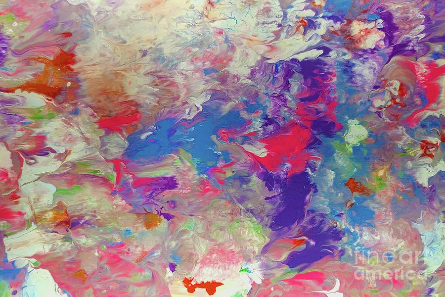 Trinitys # 1 Painting