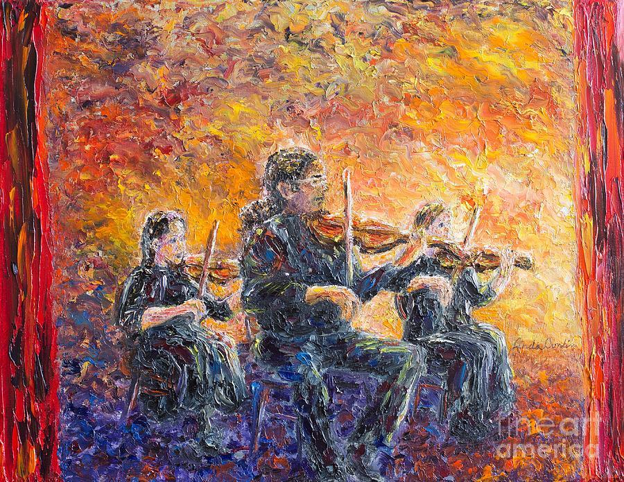 Trio Triumph by Linda Donlin