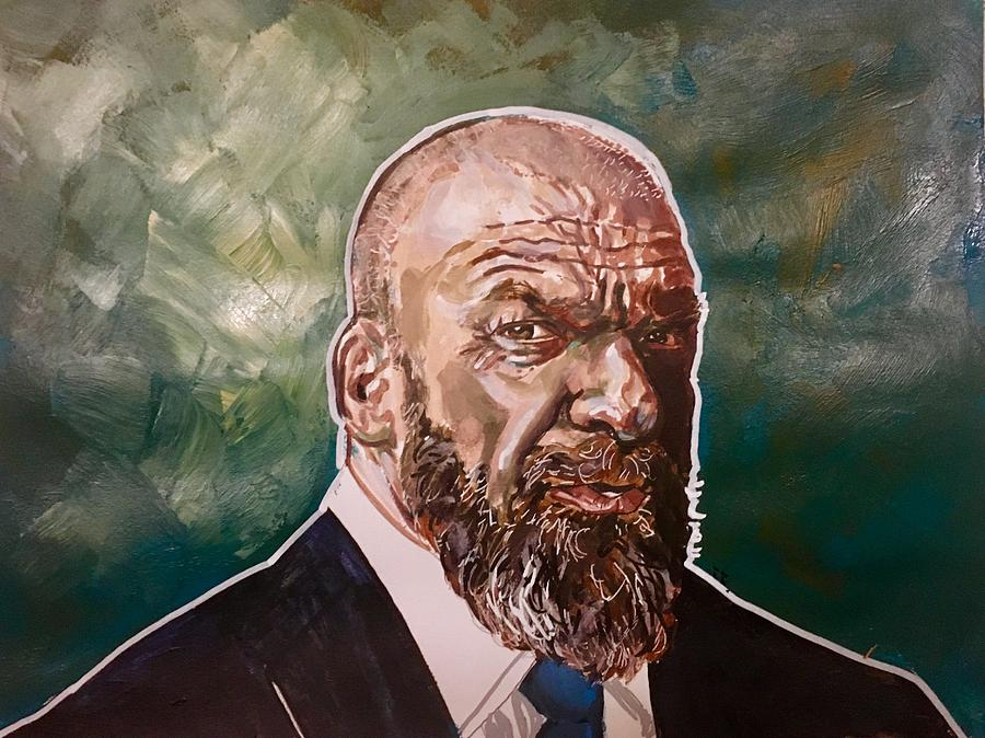 Triple H by Joel Tesch