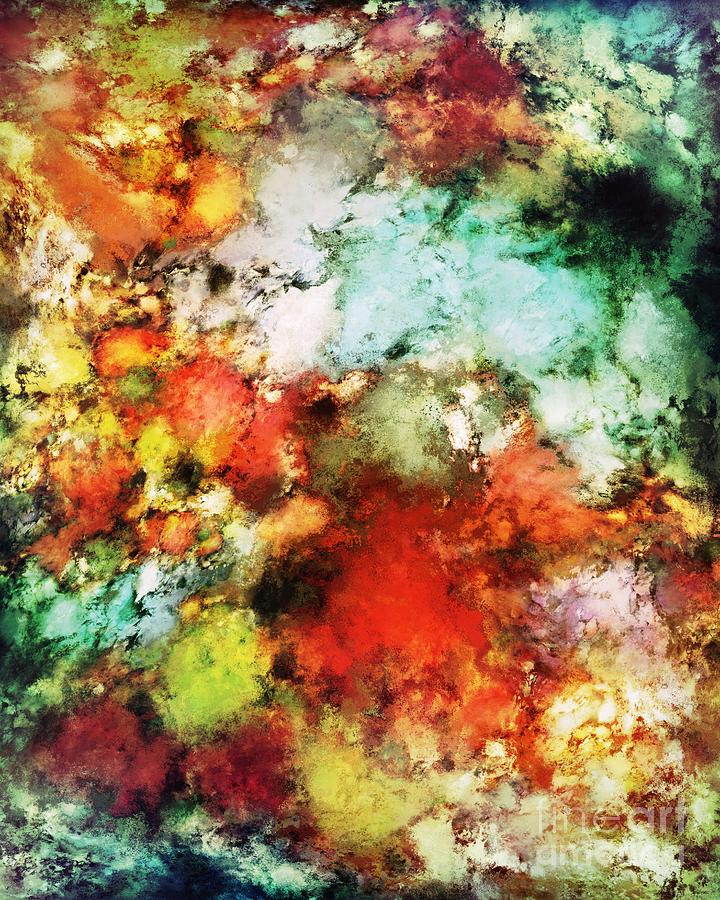 Colours Digital Art - Tripwire by Keith Mills