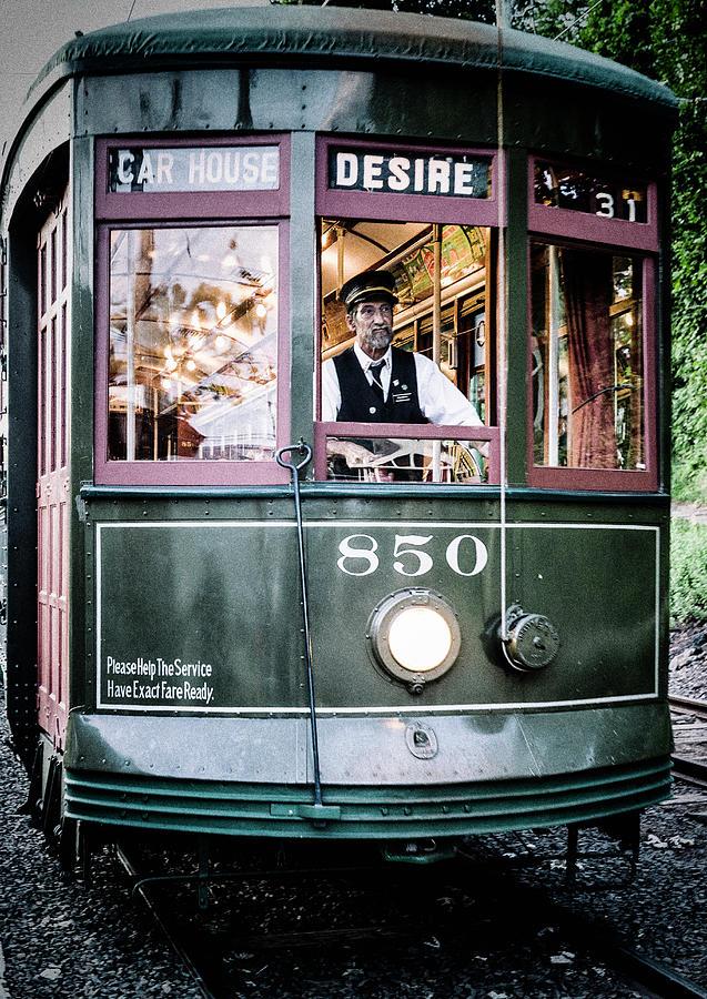 Trolley Ride by Fran Gallogly