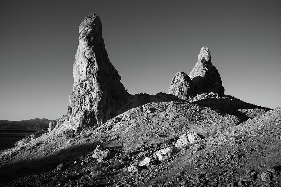 Trona Pinnacles - Tufa Horns by Alexander Kunz