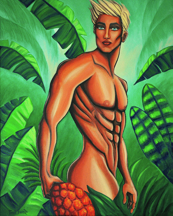 Tropic Beauty by Tony Franza
