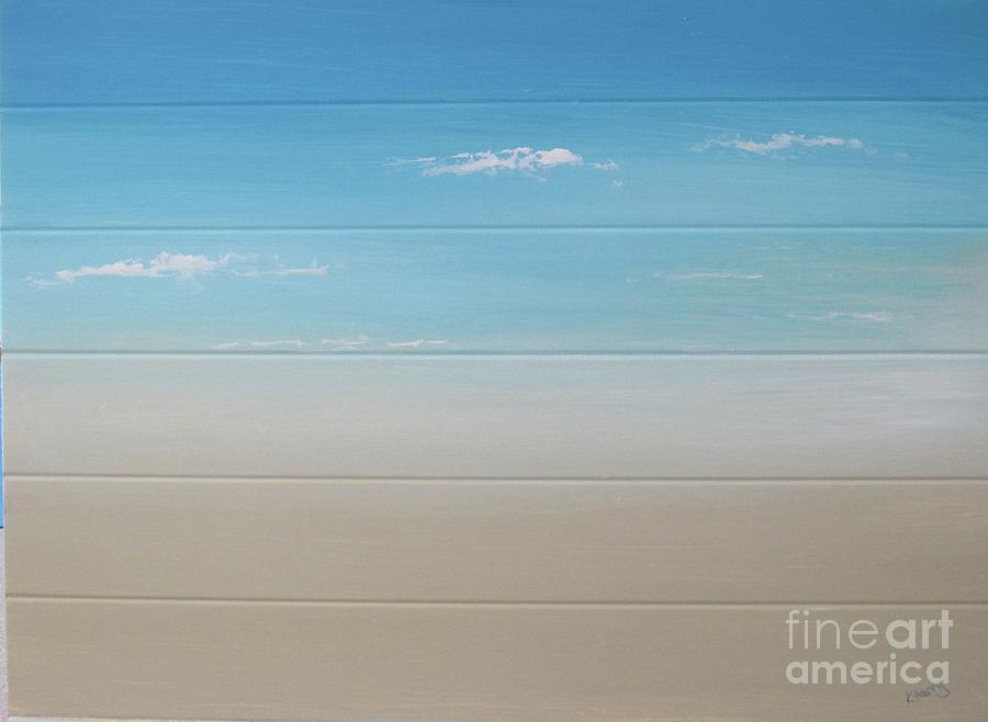 Tropical Beach 1 by Kenneth Harris