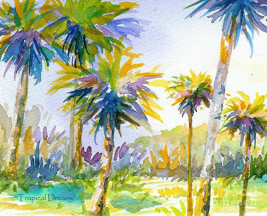 Tropical Dreams by Anne Marie Brown