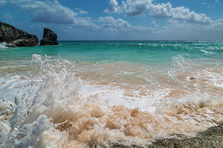 Caribbean Photograph - Tropical Fantastic View by Betsy Knapp