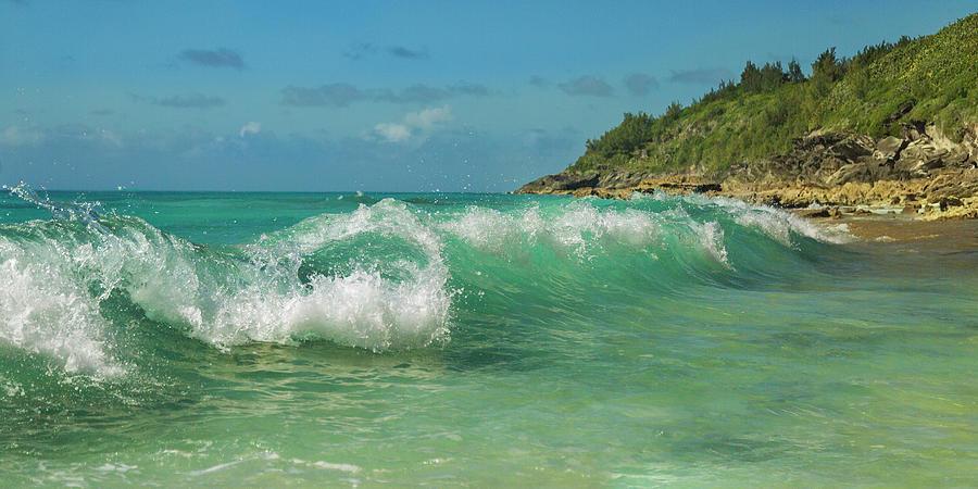Bermuda Photograph - Tropical Paradise Place  by Betsy Knapp