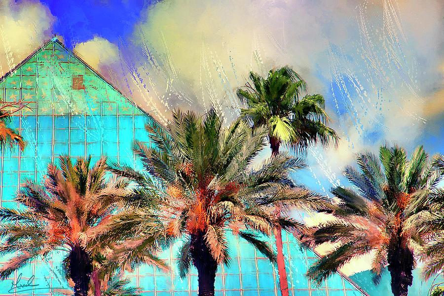 Tropical Pyramid by GW Mireles