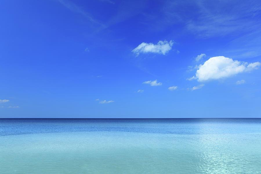 Tropical Sea Photograph by Konradlew