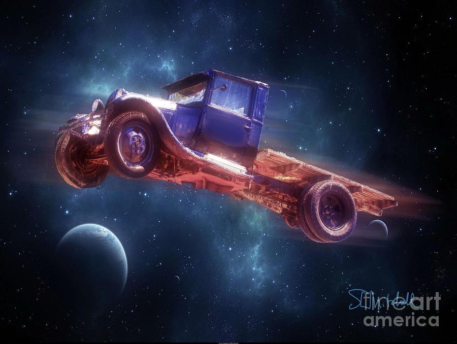 Truck Trek by Stephen Mitchell