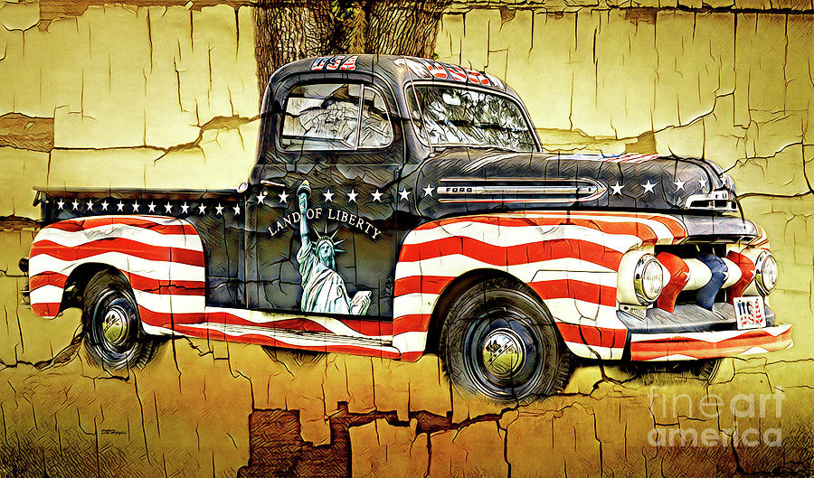 Trucking Liberty by DBHayes