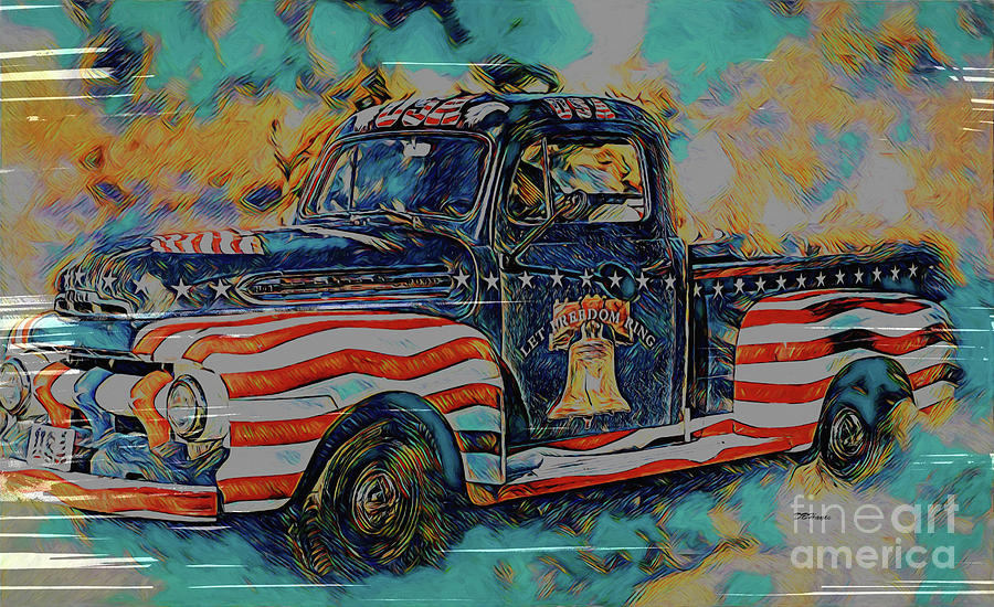 Trucking USA 3 by DBHayes
