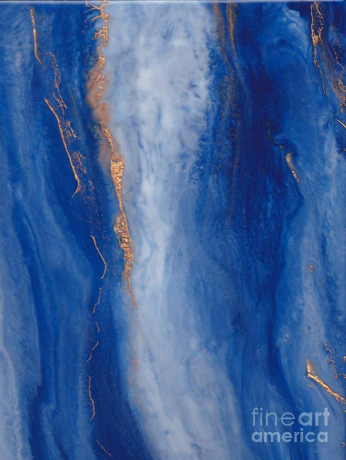 True Blue by Nicole Chambers
