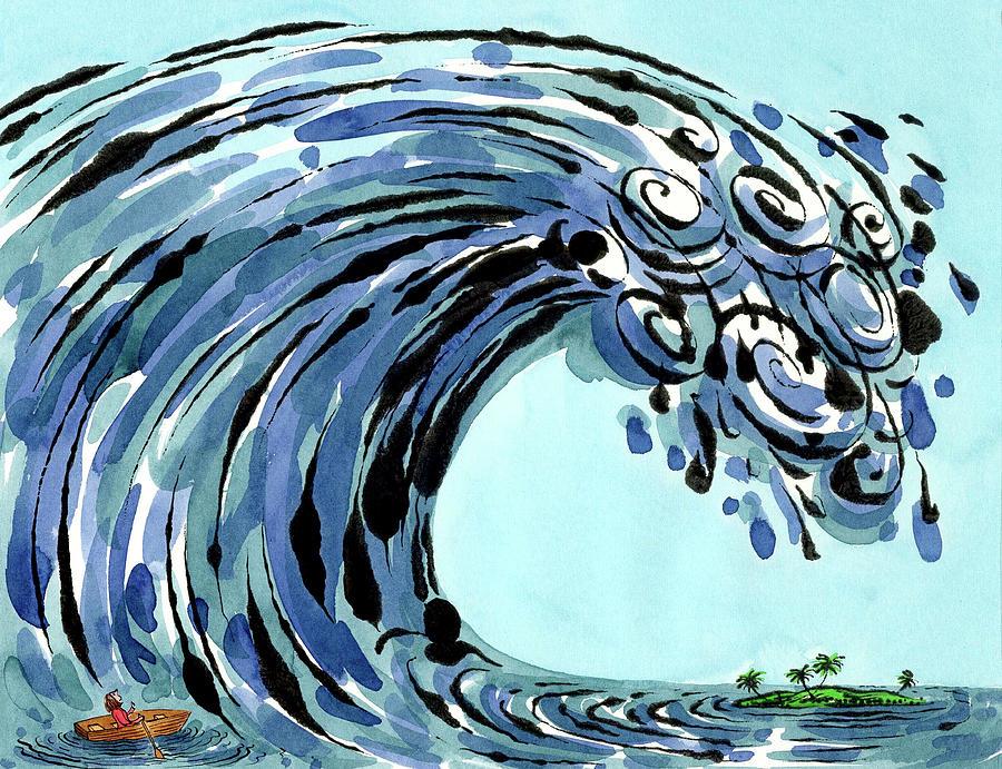 Tsunami by foto bureau nz limited