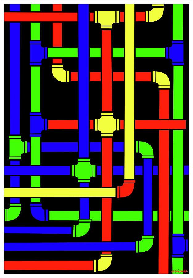 Tubes by Asbjorn Lonvig