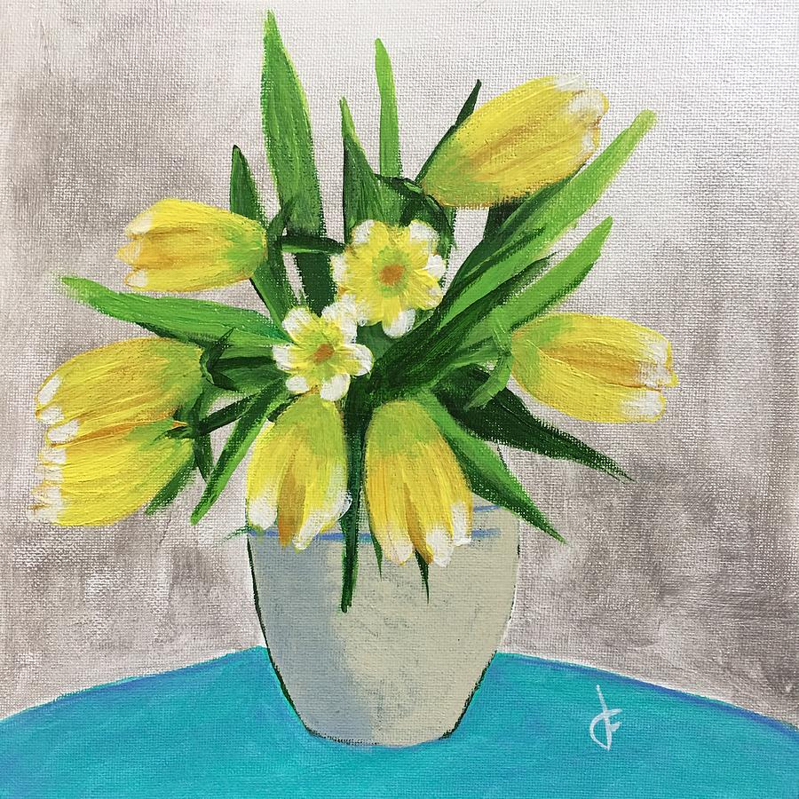 Tulip Bouquet by Danielle Fry
