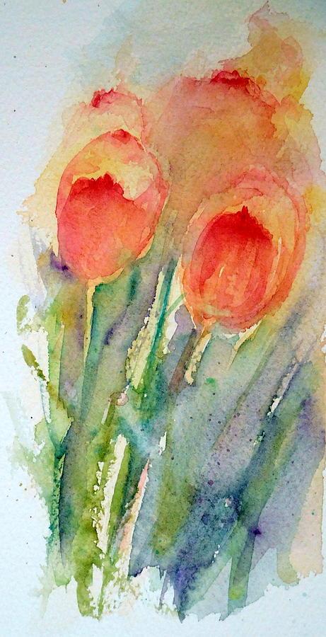 Tulip Dance by Anna Jacke