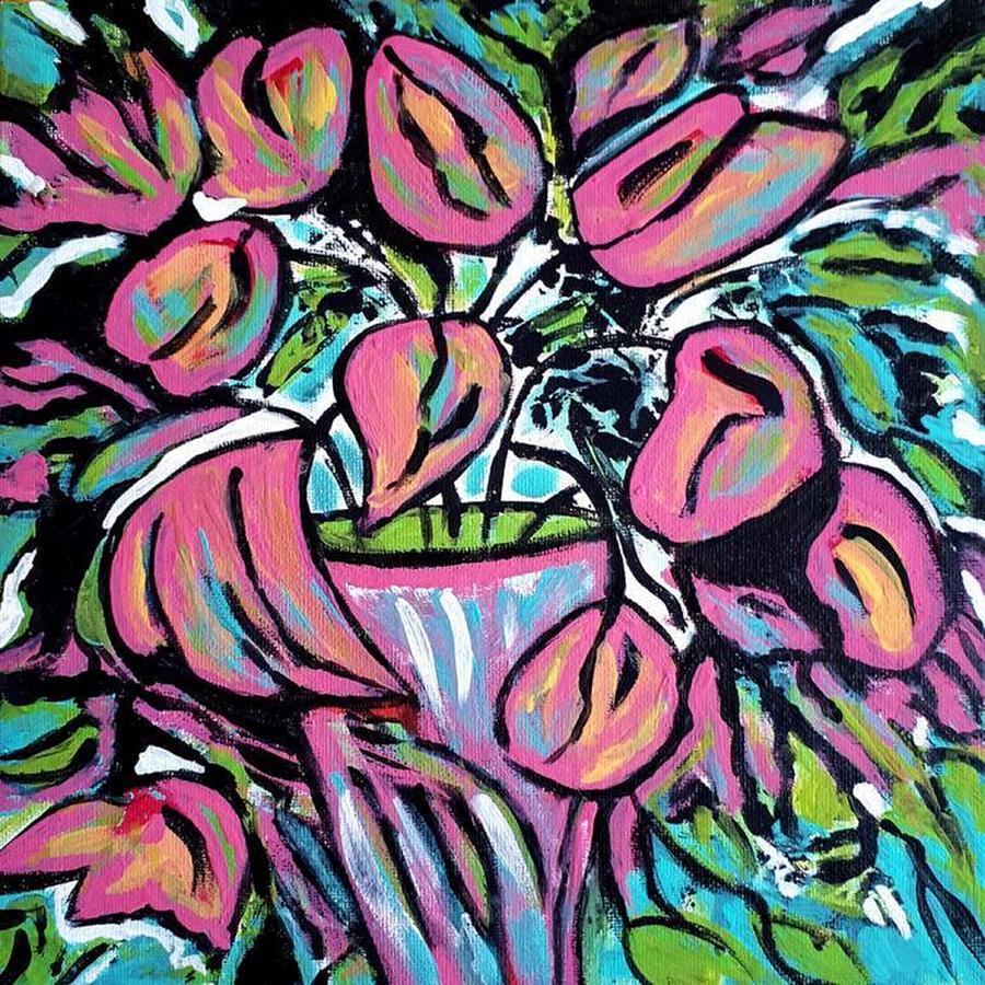 Tulip Dance by Nikki Dalton