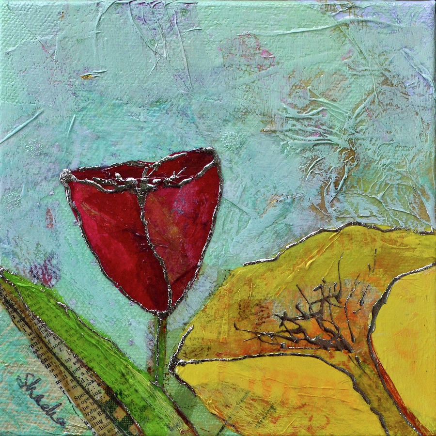 Tulip Festival V Painting