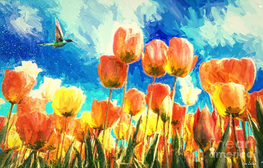 Tulip Paradise Painting