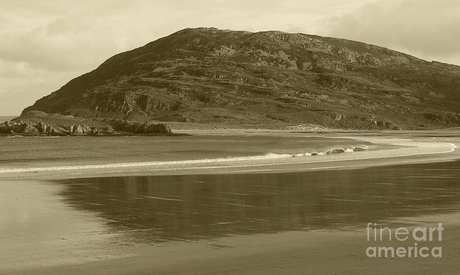 Tullagh Strand Reflections Tint by Eddie Barron