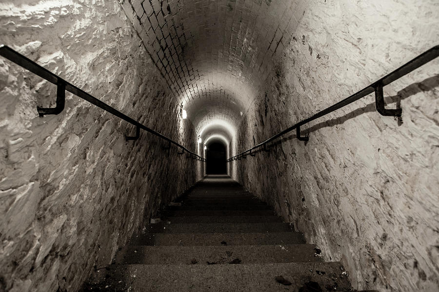 Tunnel Steps by Helen Northcott