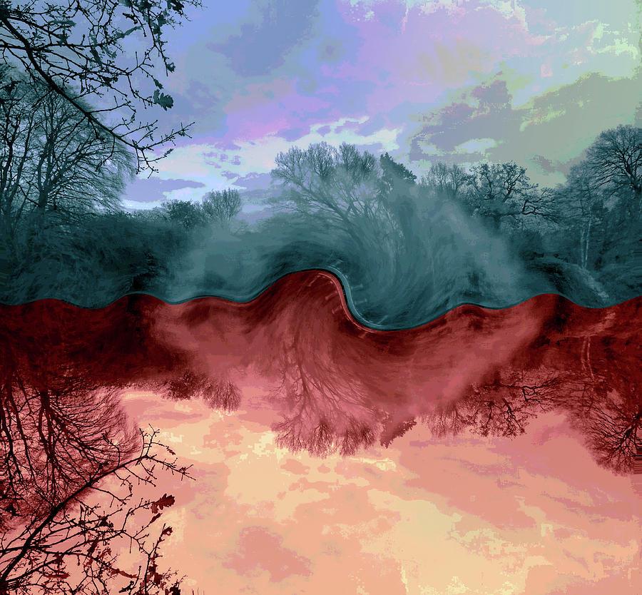 Turbulent Waters by Jason Fink