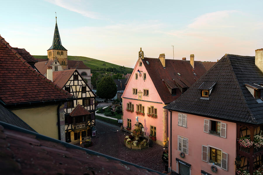 Turckheim from the attic by RicardMN Photography
