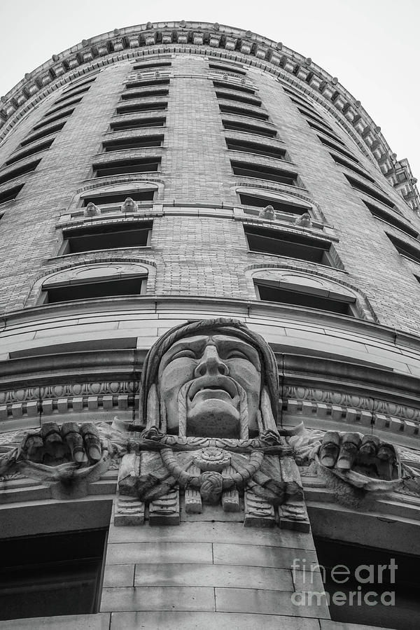 Turks Head Building Providence Rhode Island II by Edward Fielding