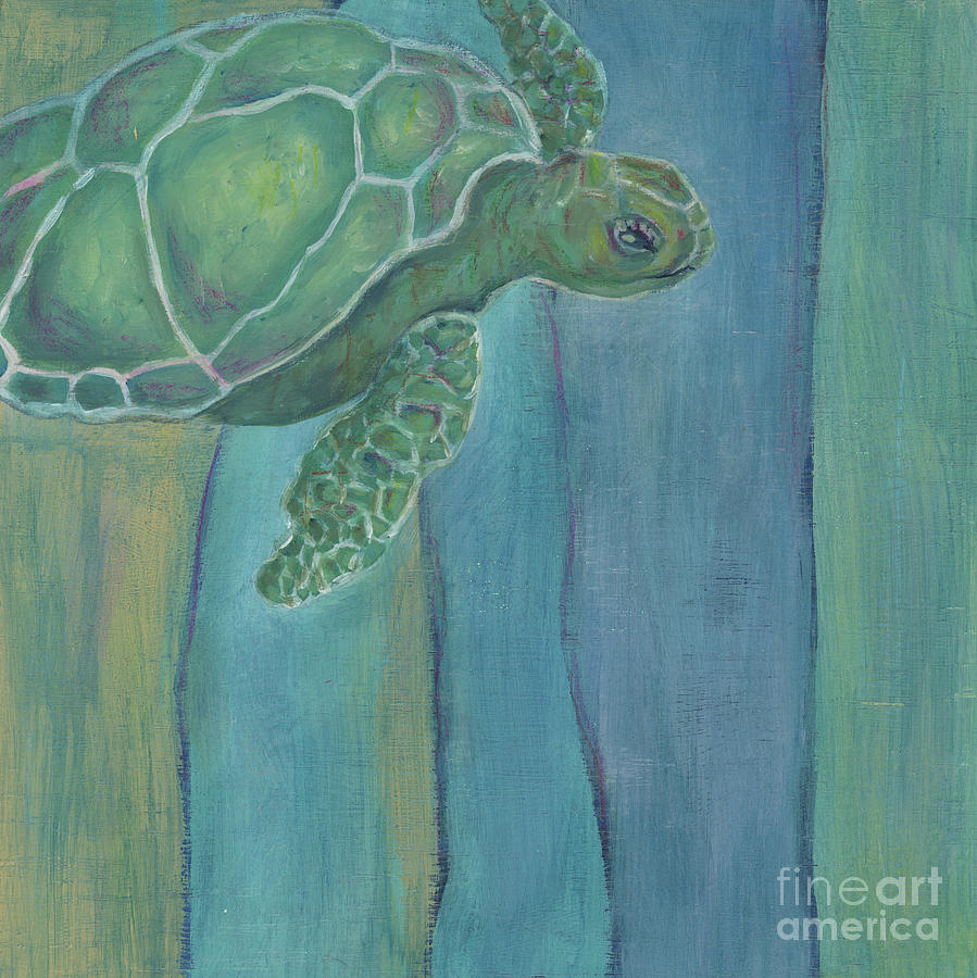 Turtle Chase by Robin Wiesneth