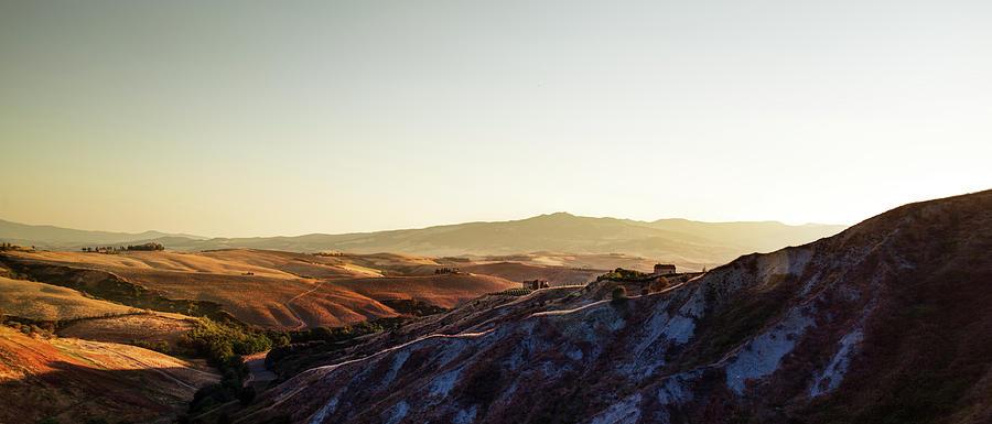 Tuscany Sunset Photograph by Lkpgfoto