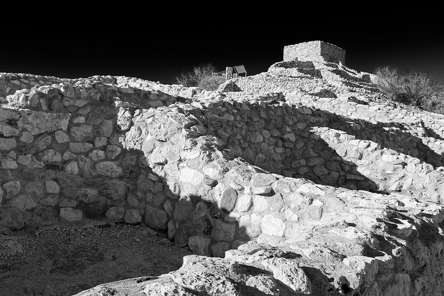 Tuzigoot National Monument Photograph by Richard Cummins