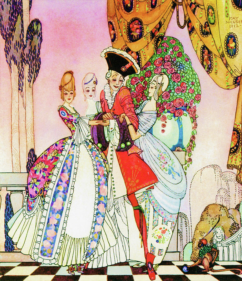 Twelve Princesses And Cheating Prince Miraflow