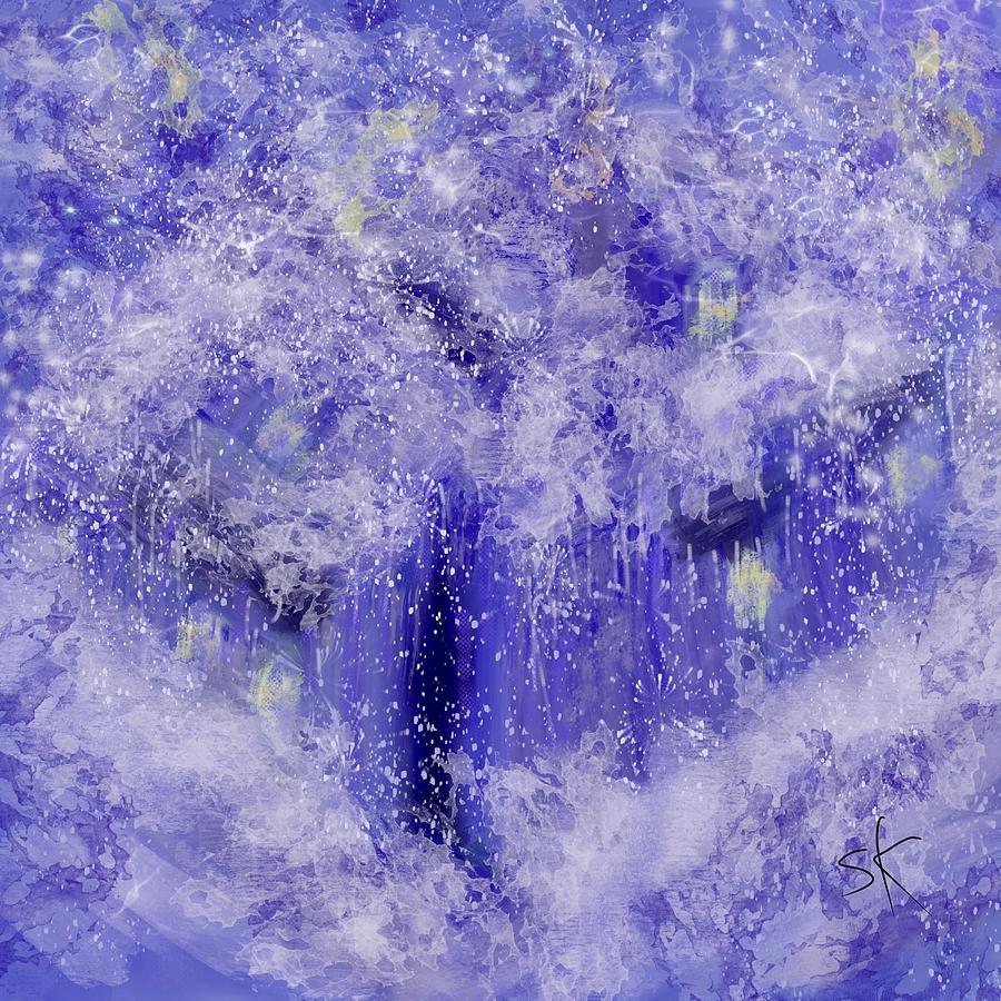 Twilight Blizzard by Sherry Killam