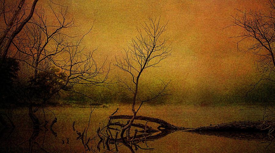 Twilight On The Lake by Reynaldo Williams