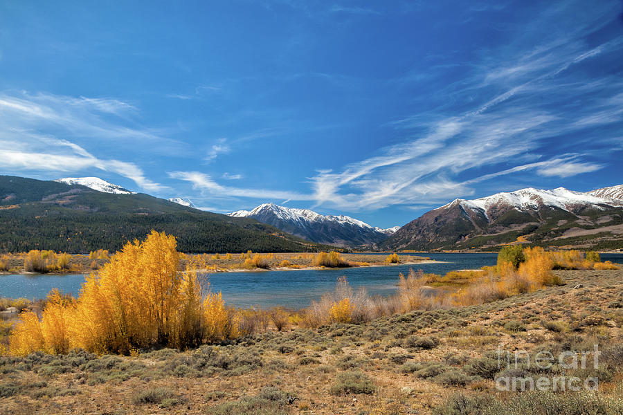Twin Lakes CO by Michael Greiner