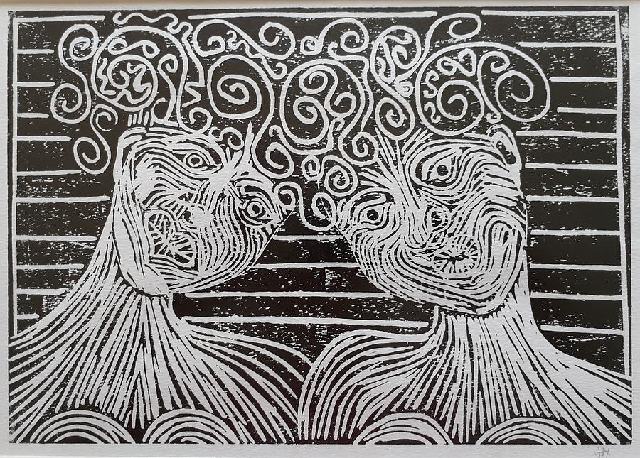 Twins by Jacqui Simpson