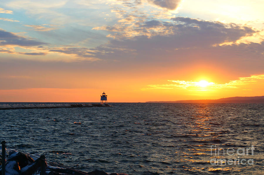 Two Harbors Sunset 2 by Kyle Neugebauer
