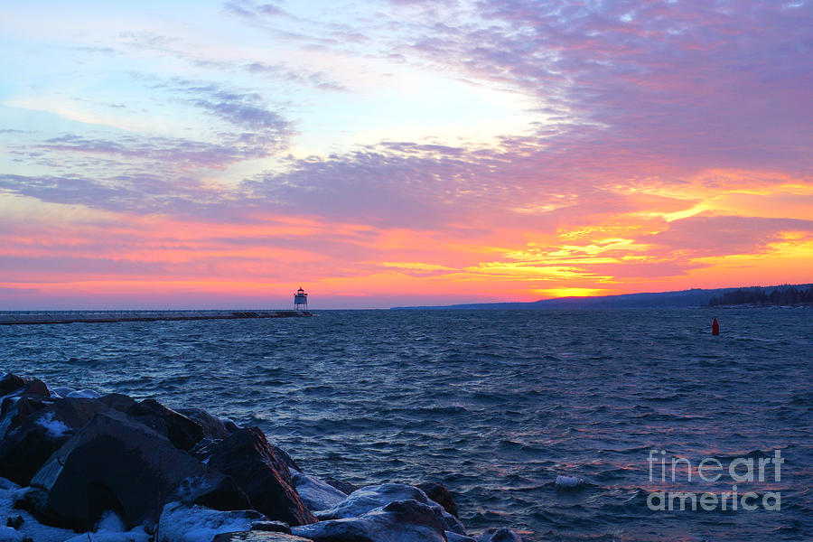 Two Harbors Sunset 6 by Kyle Neugebauer